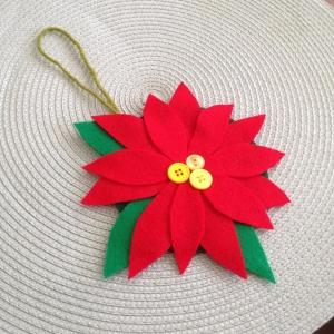 poinsettia ornament 4