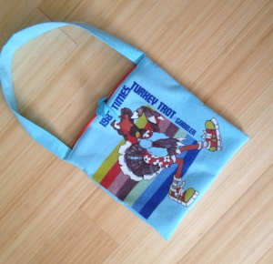 Turkey Trot purse 1