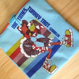 Turkey Trot purse 2