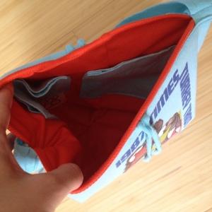 Turkey Trot purse 3