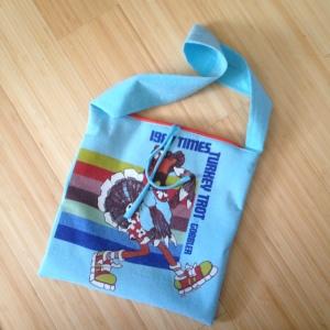 Turkey Trot purse by bohoECO