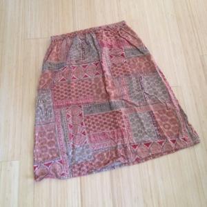 boho skirt satchel